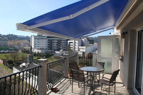 A balcony or terrace at Casa-Nova