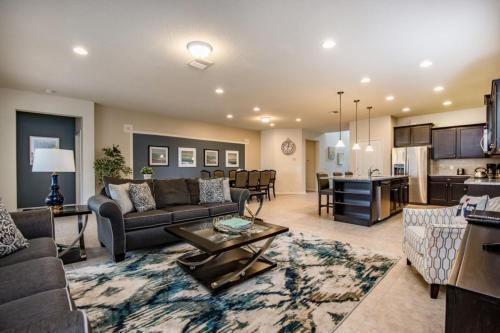 Oleskelutila majoituspaikassa Windsor at Westside Exec Villas- 2174TC