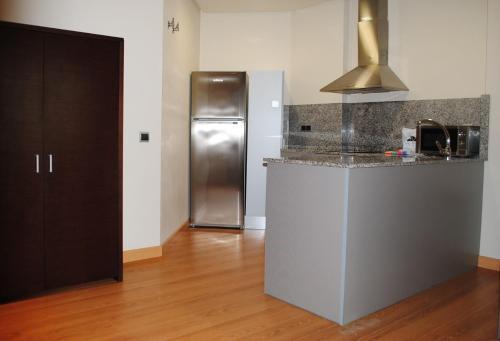 Cucina o angolo cottura di Apartamentos Maritimo Ris