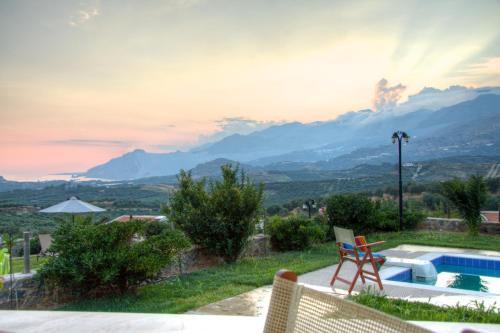 Πισίνα στο ή κοντά στο Gasparakis Bungalows & Villas