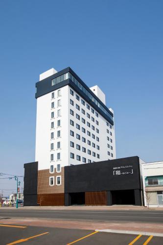 Bangunan di mana terletaknya hotel ekonomi