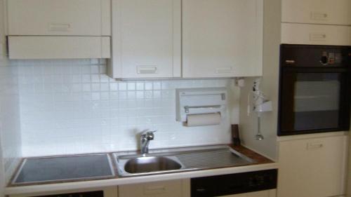 Brunnhaldeにあるキッチンまたは簡易キッチン