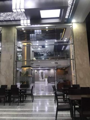 Restorāns vai citas vietas, kur ieturēt maltīti, naktsmītnē Hôtel Molen