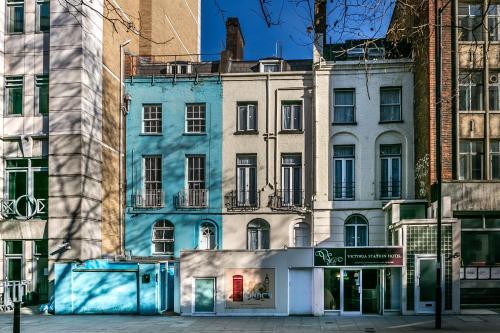 Victoria Station Hotel Gb London Booking Com