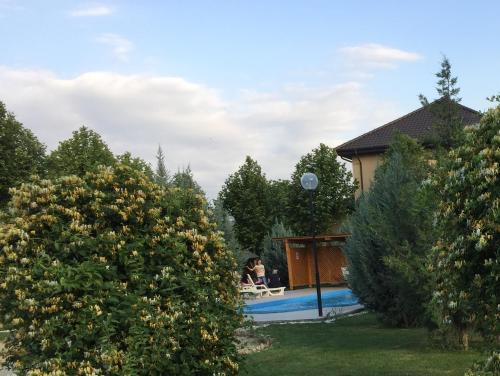 Piscina di Bucharest Airport Apartments o nelle vicinanze