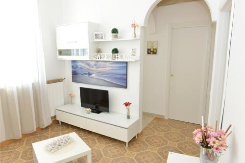 A television and/or entertainment center at Sweet Home Positano