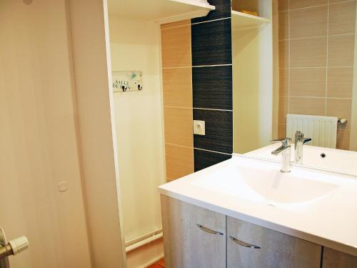 Salle de bains dans l'établissement Holiday Home Le Logis du Chateau