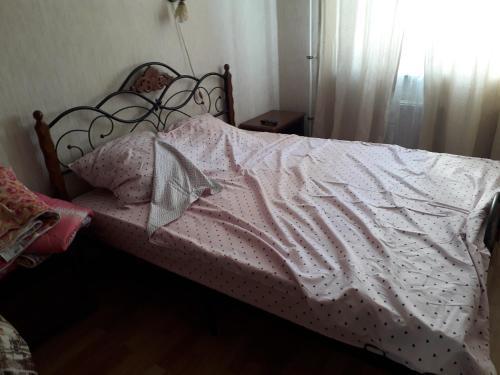 Letto o letti in una camera di Апартаменты на Парковой