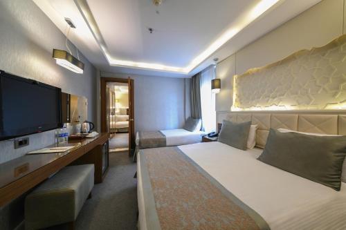 Economic Star Hotel Taksim Türkei Istanbul Bookingcom