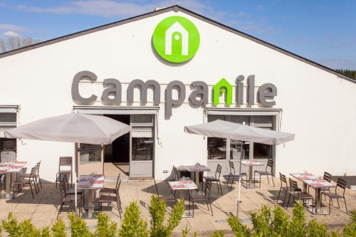 Campanile Poitiers