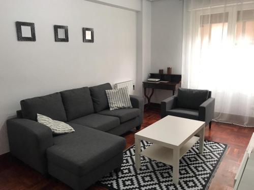 Zona de estar de Zarautz Centro