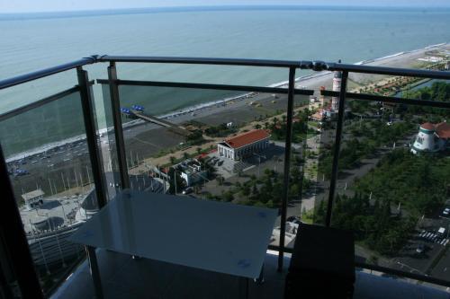 Балкон или терраса в Apart Hotel Orbi Towers