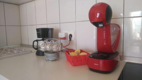 Una cocina o zona de cocina en Casa Rubis