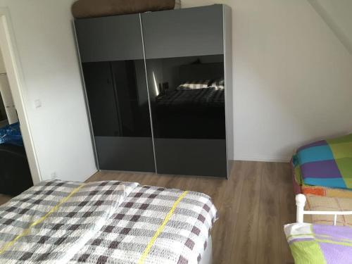 Lova arba lovos apgyvendinimo įstaigoje Cityflair Apartments