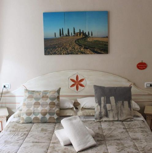 Cama o camas de una habitación en Cicerone Guest House