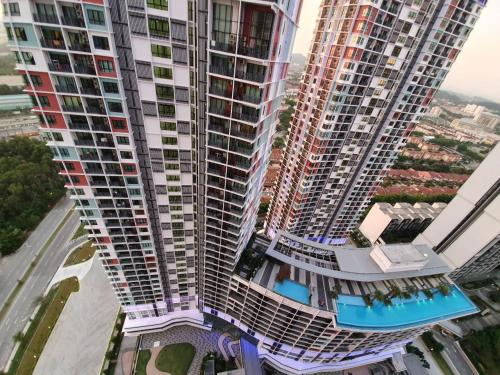 Apartment I-City The Paradise Land x Merveill, Shah Alam, Malaysia