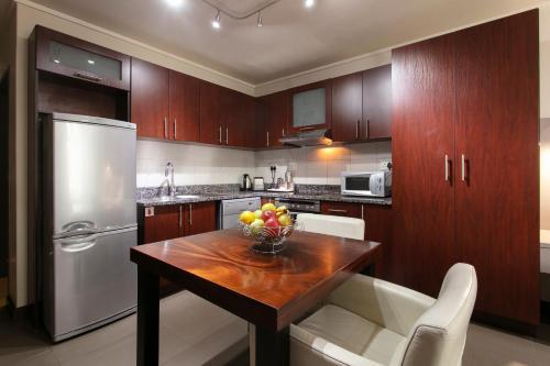 Cucina o angolo cottura di Absolute Farenden Apartments