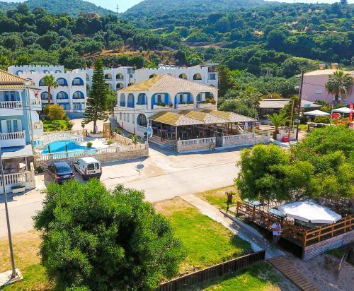 Sigma Hotel, Paralia Vrachou, Greece - Booking com