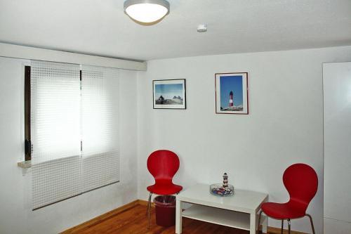 A seating area at Semi-detached house Paula Neunkirchen - DMG06006-L