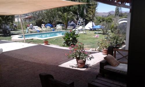 Vakantiehuis Casa Valle del Elqui eclipse solar (Chili Pan ...