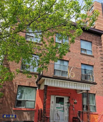 Toronto Apartments: University Apartment, Toronto, Canada