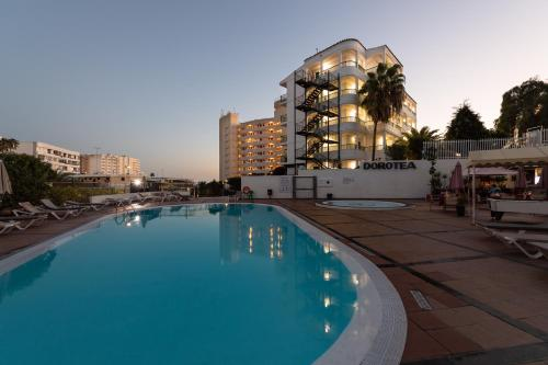 The swimming pool at or near TC Apartamentos Dorotea