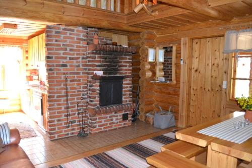 A television and/or entertainment center at Forest Cottage
