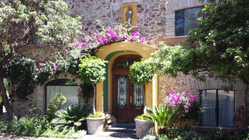 La Casa de la Rosa Rosa- Boutique Villas Xichu