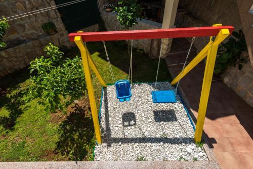 Aire de jeux pour enfants de l'établissement Penthouse Leon