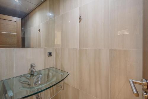 A bathroom at Bahia De la Plata, Spain-Estepona