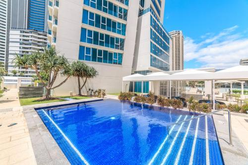 The swimming pool at or near Number 1 H Luxury Residence - Netflix, WiFi + More