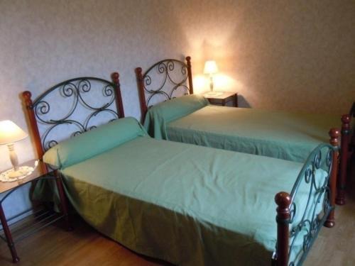 Ліжко або ліжка в номері House Lou sécadou 3