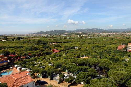 A bird's-eye view of Apartaments AR Els Pins
