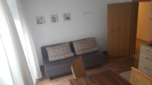 Area soggiorno di Bled Apartments
