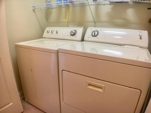 A bathroom at Magnolia Point 302 Condo