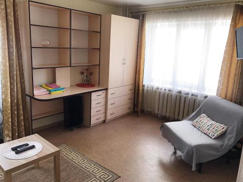 Гостиная зона в Apartment on Gogolya 50