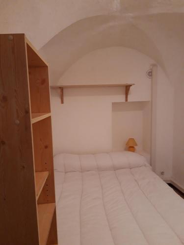 Un ou plusieurs lits dans un hébergement de l'établissement T2 Corté