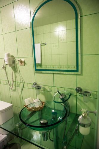 Ванная комната в АМАКС Парк-отель