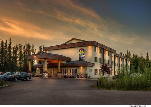 Best Western Plus Pioneer Park Inn