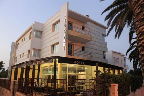 Hotel Cafe Verdi