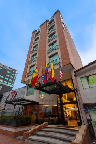 Hotel Embassy Park, Bogotá, Colombia - Booking com