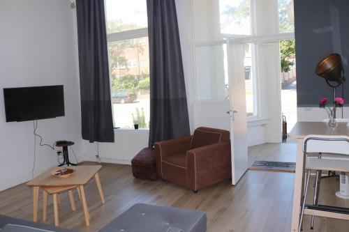Area soggiorno di Jordans Residence