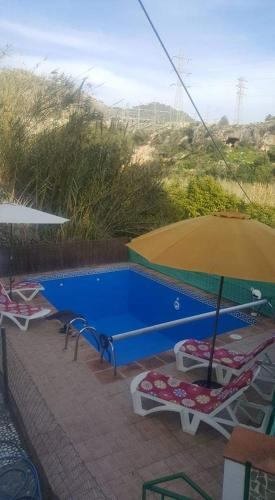 Vacation Home CASA MARACUYA, Nerja, Spain - Booking.com
