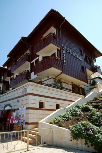 Хотел Свети Никола - Несебър