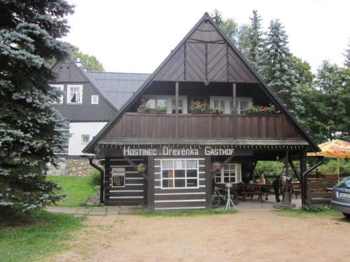 Penzion restaurace Dřevěnka