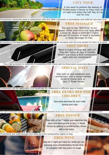 Jazz U Garden Resort, Kata Beach – Updated 2019 Prices