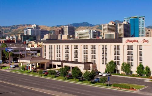 Hampton Inn Salt Lake City Downtown