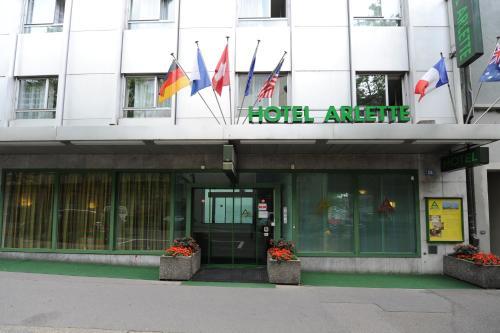 Hotel Arlette Beim Hauptbahnhof