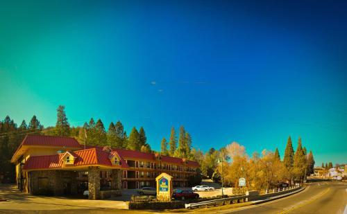 Best Western Plus Yosemite Way Station