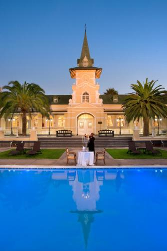 The swimming pool at or near Swakopmund Hotel & Entertainment Centre